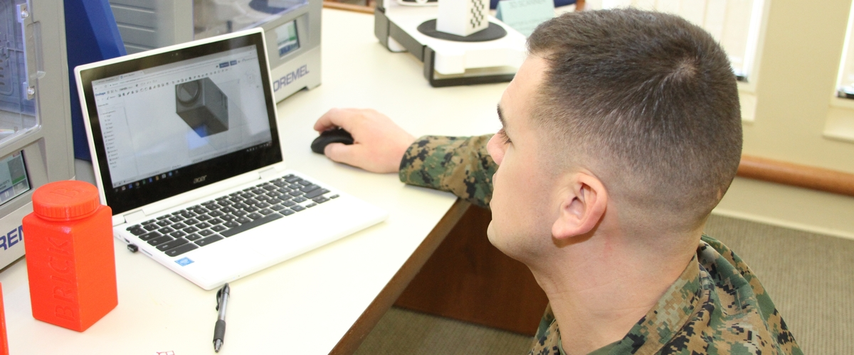 MCCS Libraries Pave the Way for Innovation in the Marine Corps