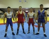All-Marine Wrestling Team Go to Olympic Trials