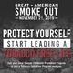Why Quit Tobacco During the Great American Smoke Out?